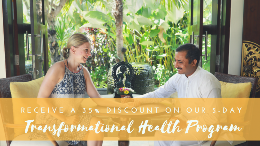 5-Day Transformational Health Program – 35% DISCOUNT!