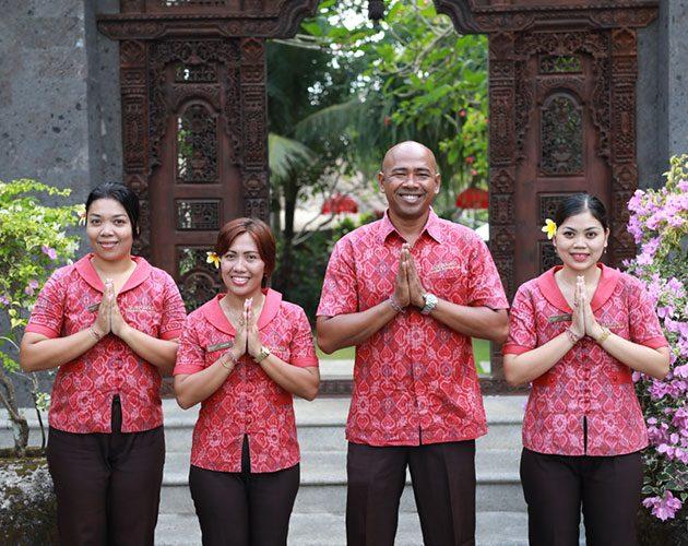 Retreat Management & Customer Service Team gallery image
