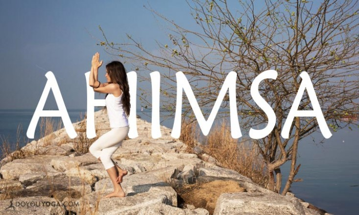 Ahmisa: Non-violence – The first step in the path of Yoga