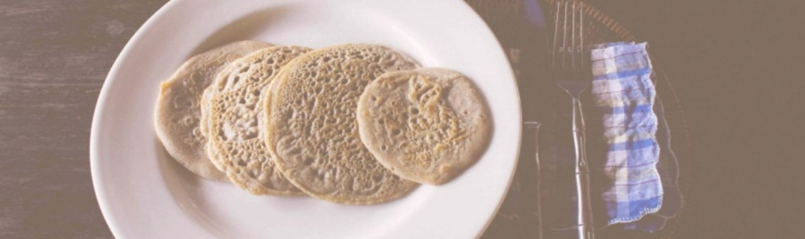 Recipe of the Month – Buckwheat Pancakes