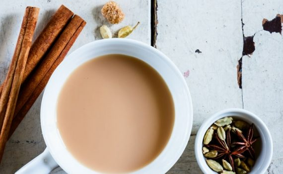 RECIPE OF THE MONTH: Chai Tea