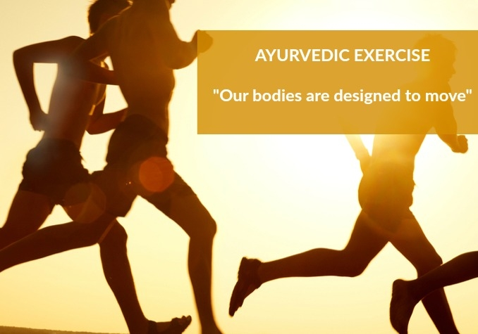 AYURVEDIC EXERCISE: The best exercise for your body type