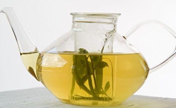 RECIPE OF THE MONTH: Lemongrass Tea