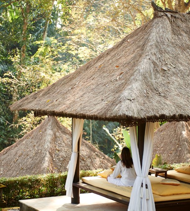 Overcome stress and anxiety at Sukhavati, Bali
