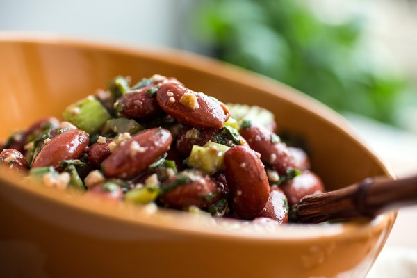 RECIPE OF THE MONTH: Red Bean Salad