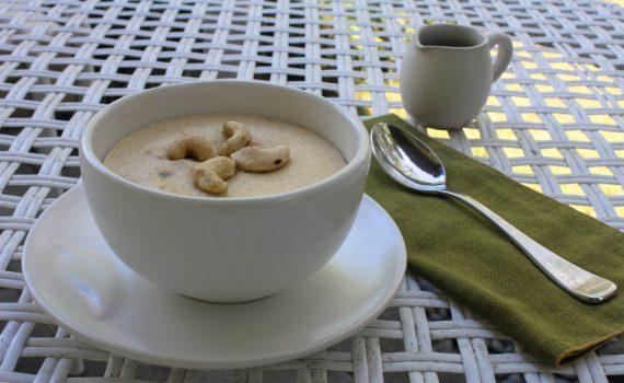 RECIPE OF THE MONTH: Semolina Porridge