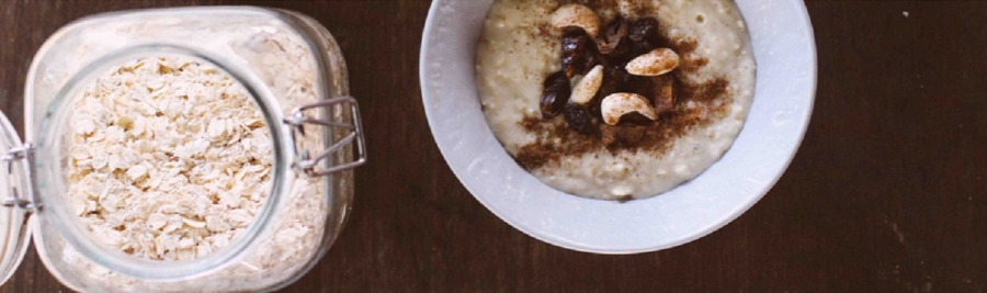 Recipe of the Month – Oat Porridge