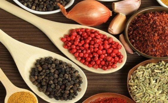 Recipe Of The Month – Allergy Season Spice Mixture